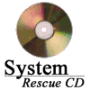SystemRescueCD on 8GB USB Drive
